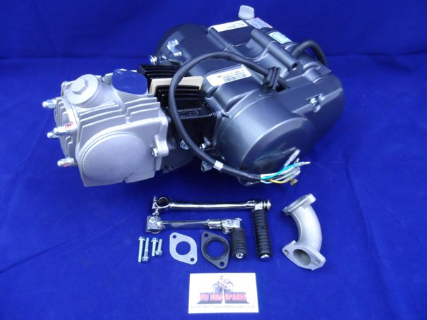 Lifan 110cc 4 Speed Manual Engine Full Package
