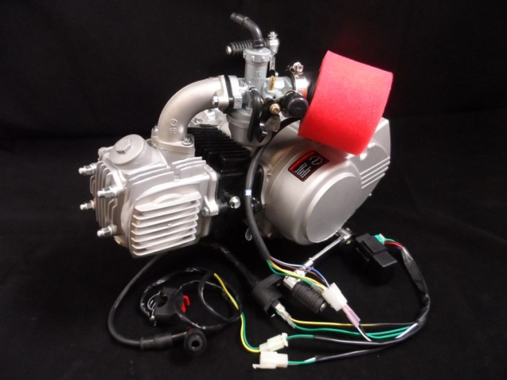 GN110 Pit Bike Engine Full Package 18mm. Stomp or Demon X