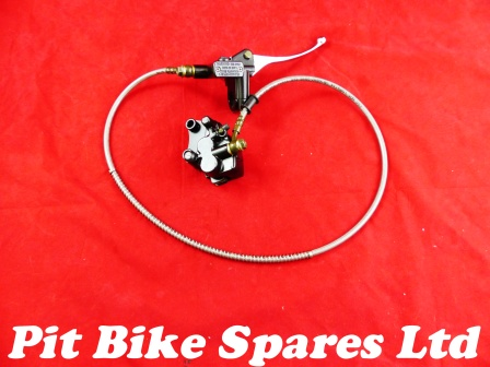 CF101 Small Twin Piston Front Brake Assembly 43mm