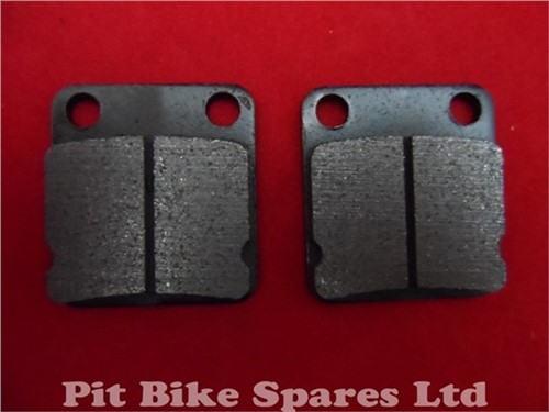 BP4 SDG standard rear brake pads.