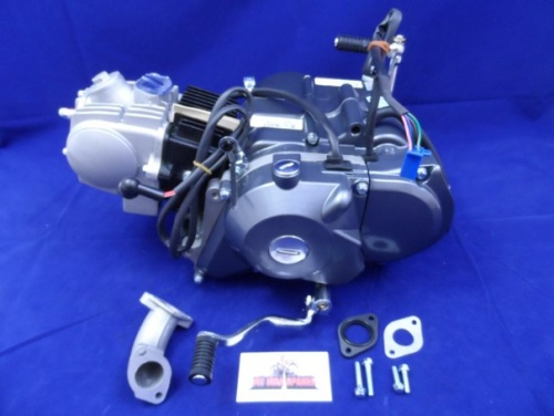 Lifan 110cc Semi Auto Electric Start Pit Bike Engine B/S E/O