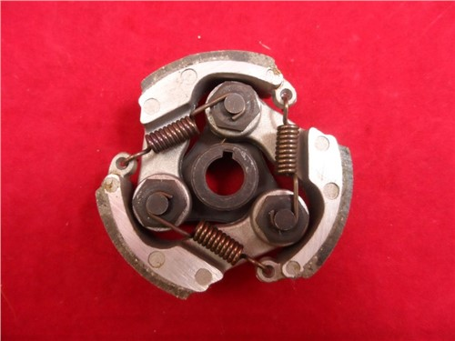 Mini Moto 3 Shoe Clutch (With Springs)