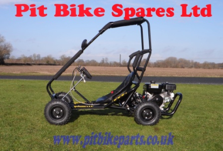 200cc Grass, Sand Drift Buggy. With Roll Cage. E/S