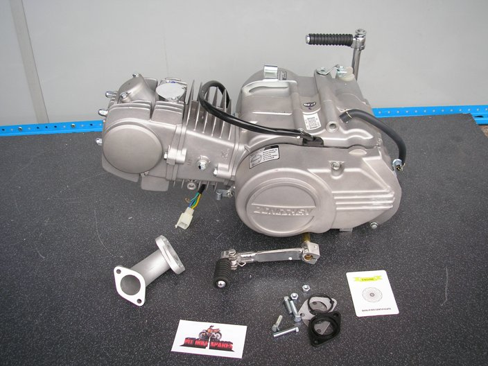 Zongshen 140cc Replacement Pit Bike Engine