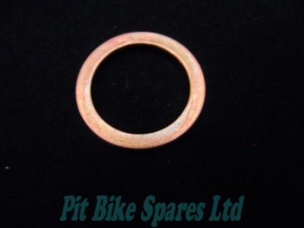 Copper Exhaust Gasket For Pit Bike