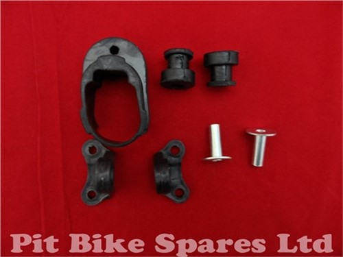 Fuel Tank Mounting Kit For CRF70 Style Frame