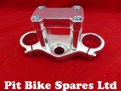 45mm Top Clamp With Bar Mount For Pit Bike