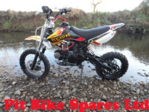 2017 PBS125 125cc Pit Bike. CRF50 Sized.