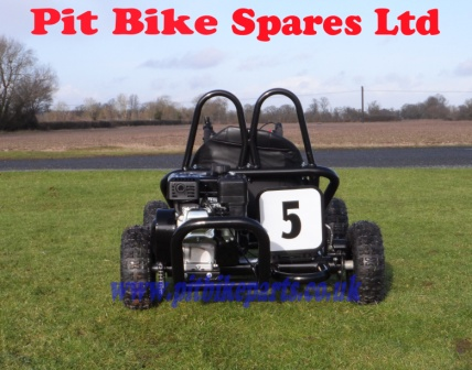 200cc Grass, Sand Drift Buggy. Pull Start. Wet Clutch