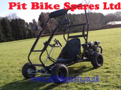 200cc Grass, Sand Drift Buggy. With Roll Cage.
