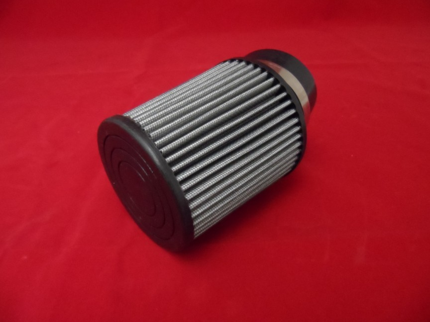 New Performance K&N Style Air Filter And Adapter For GX200 Clone