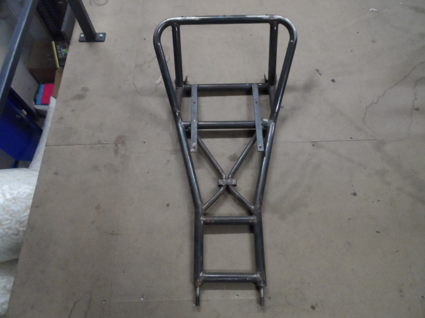 Replacement Off Road Buggy Drift Kart Frame/Main Chassis 270cc D
