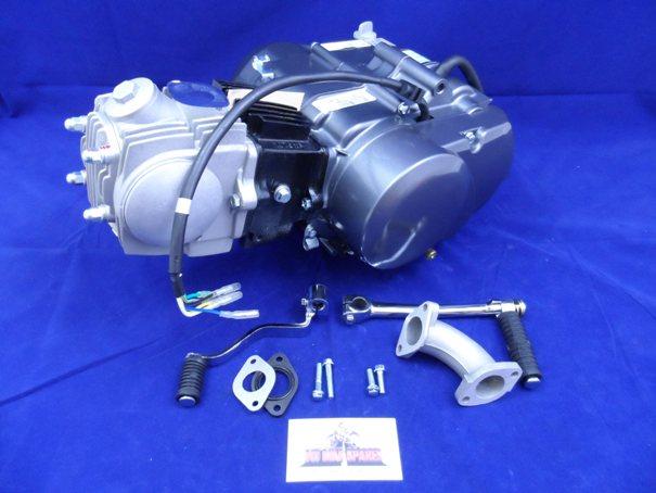 Lifan 110cc semi auto engine & Mikuni  C90 Monkey etc
