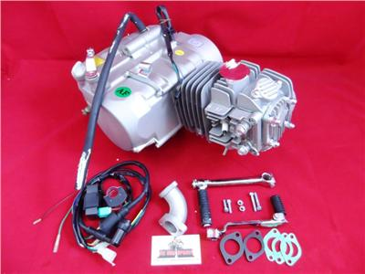 YX140cc Z40 Pit Bike Engine 16 Bhp Loom & Carb Package
