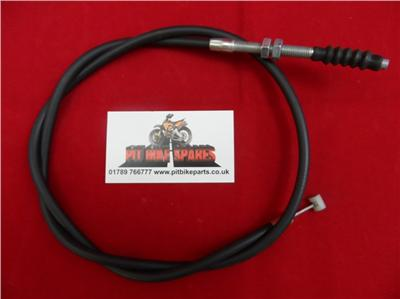 Clutch Cable To Fit Zongshen Z125 H/O Pit Bike Engine