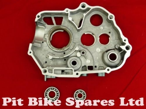 New Right Crank Case For GN110 or BD110 Pit Bike Engines.