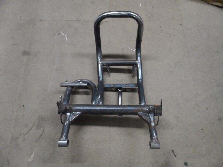 Replacement Off Road Buggy Drift Kart Rear Subframe.  270cc Kart