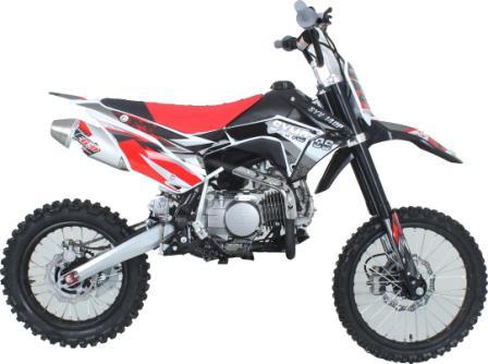 c5a32d9e944 SYV-140 Pro 140cc Big Wheel Pit Bike | Bikes | Pit Bikes