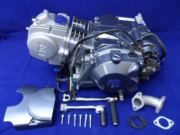 Lifan 125cc Big Valve Manual Electric Start Pit Bike Engine Bs: Lifan Motors Electrical Wiring At Sewuka.co